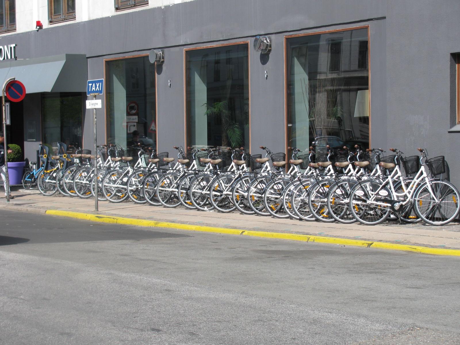 Hotel_cykel_levering